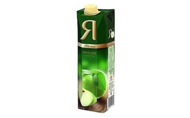 Сок «Я» яблочный
