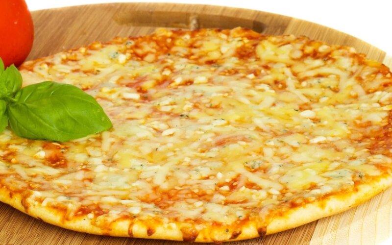 Пицца «Кватро Формаджио»