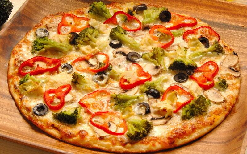 Пицца «Вегетариано»