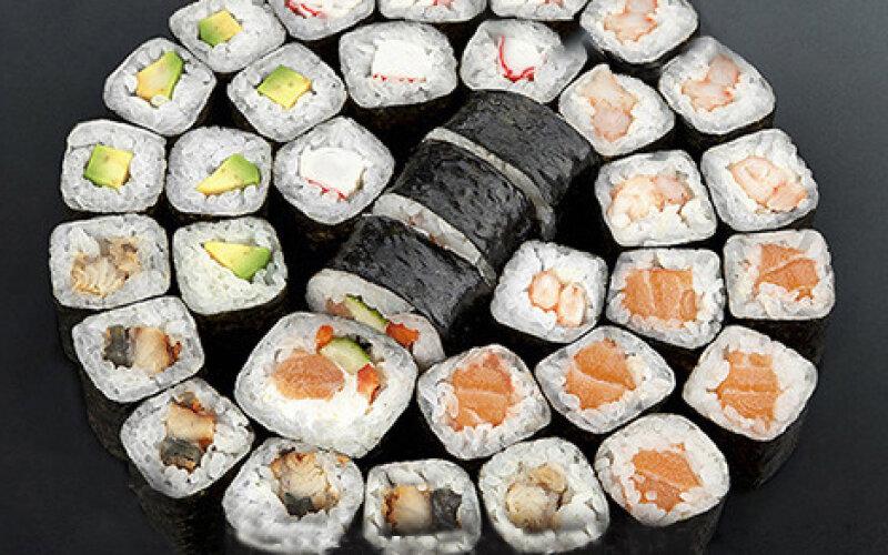 Суши-сет «Мидори»