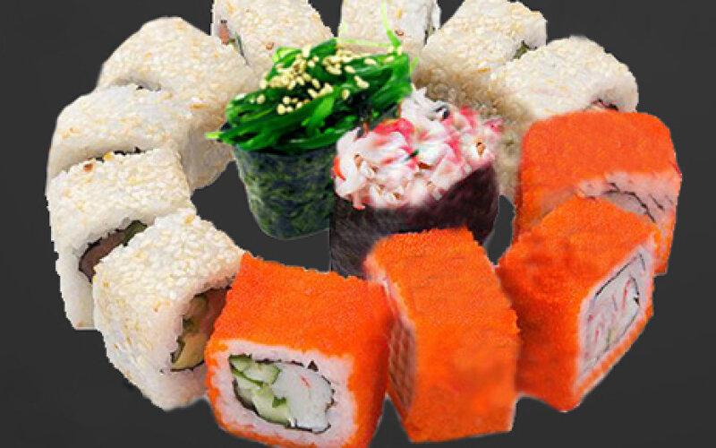 Суши-сет «Мидзу»