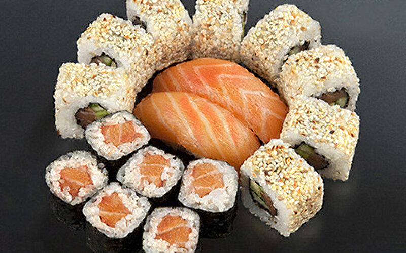 Суши-сет «Гунтай»