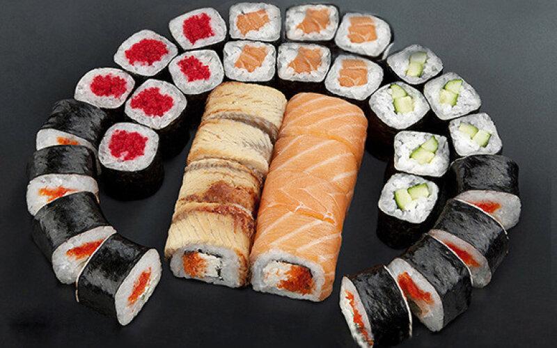Суши-сет «Тояма»