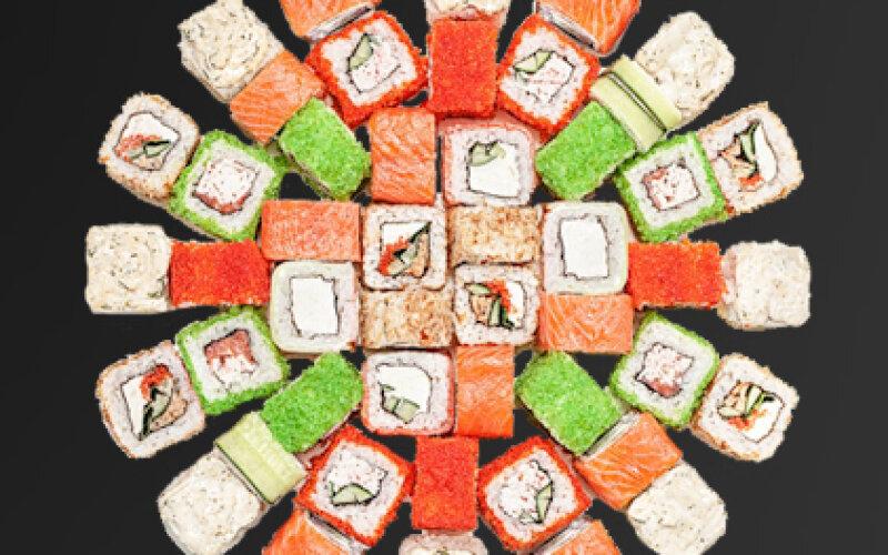 Суши-сет «Калейдоскоп»