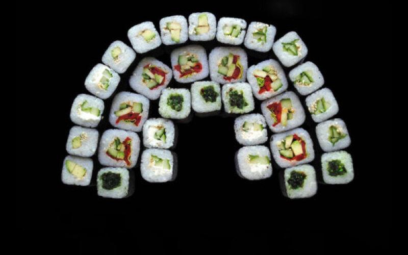 Суши-сет «Вегансет»