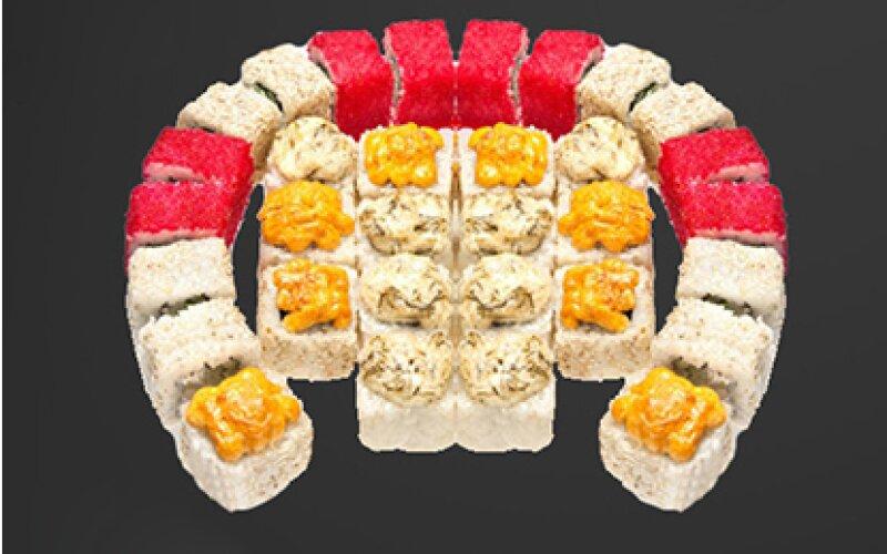 Суши-сет «Ханаби»