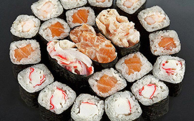 Суши-сет «Спайси сет»