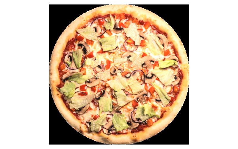 Пицца «Овощная» (вегетарианская)