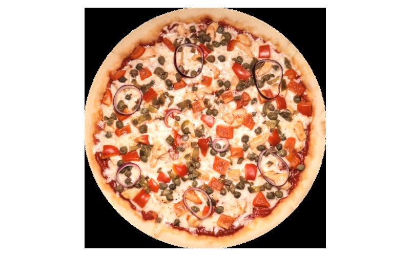 Пицца «Арабиата» (острая)