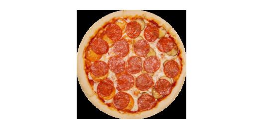 Пицца «Пеперони +»