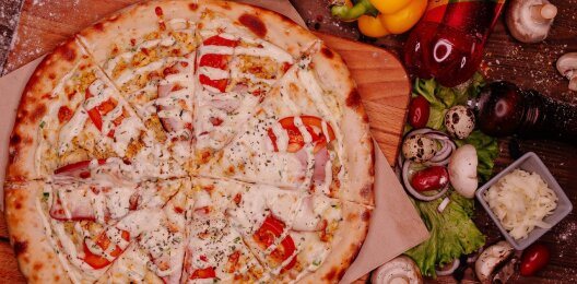 Пицца «Цыплёнок ранч»