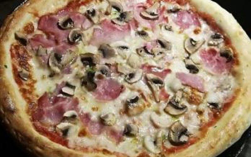 Пицца «Прошутто и фунги»