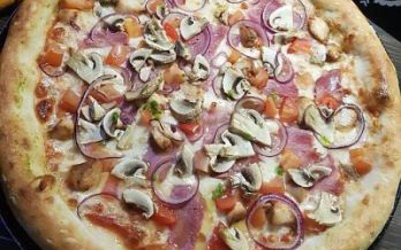 Пицца «Струденческая»