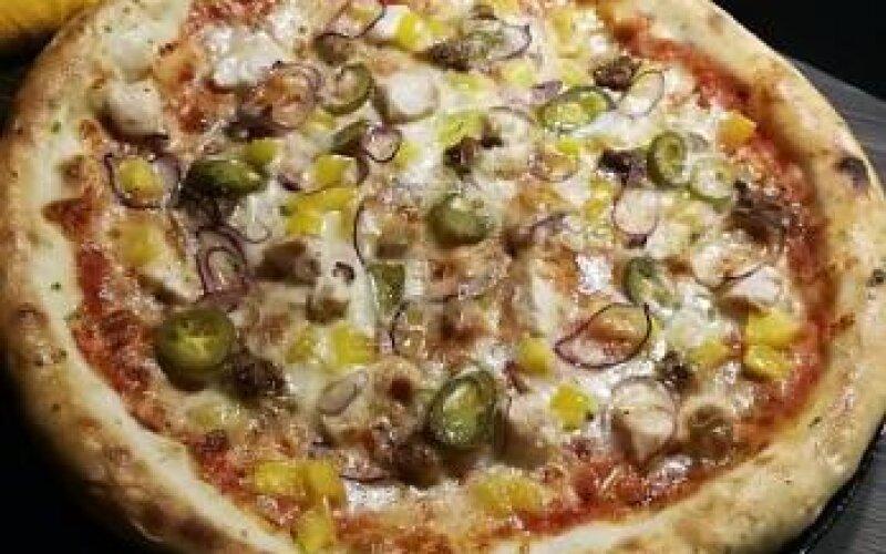 Пицца «Мексика»