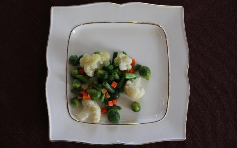 Овощи жареные