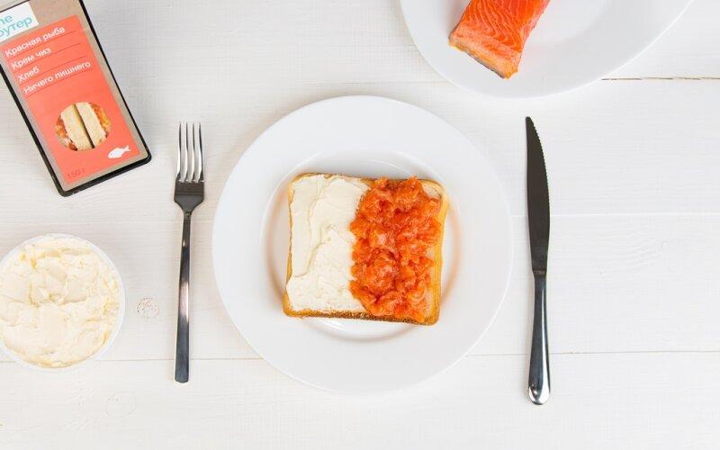 Сандвич с говядиной