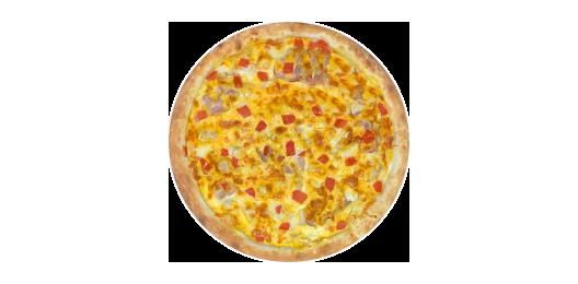 Пицца «Чикен-чиз»