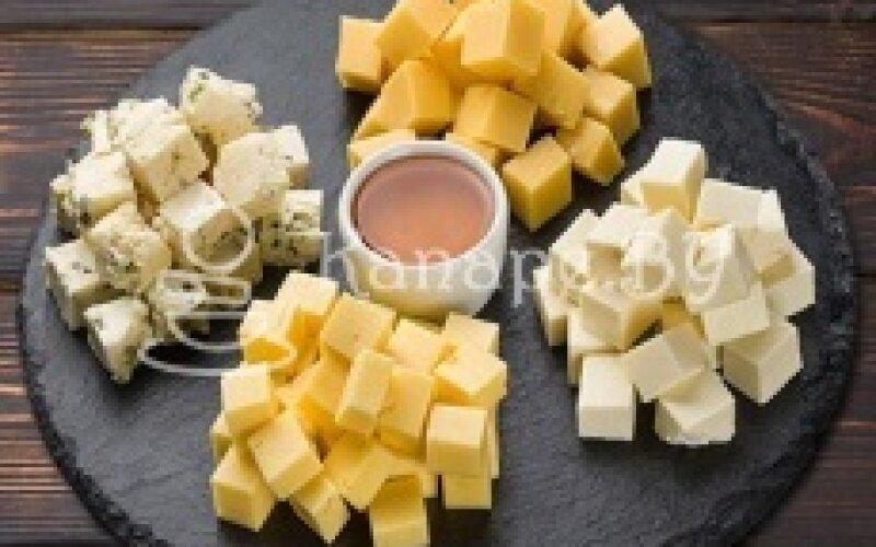 Сыры с мёдом