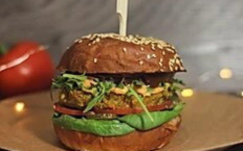 Бургер-хар с Фалафелем