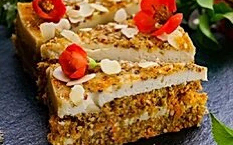 Торт «Морковный трюфель»