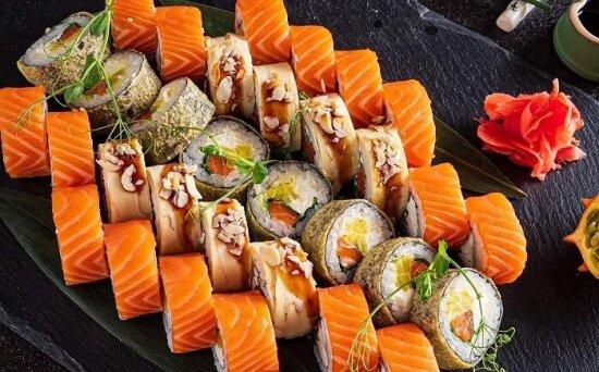Суши-сет «Бансай»