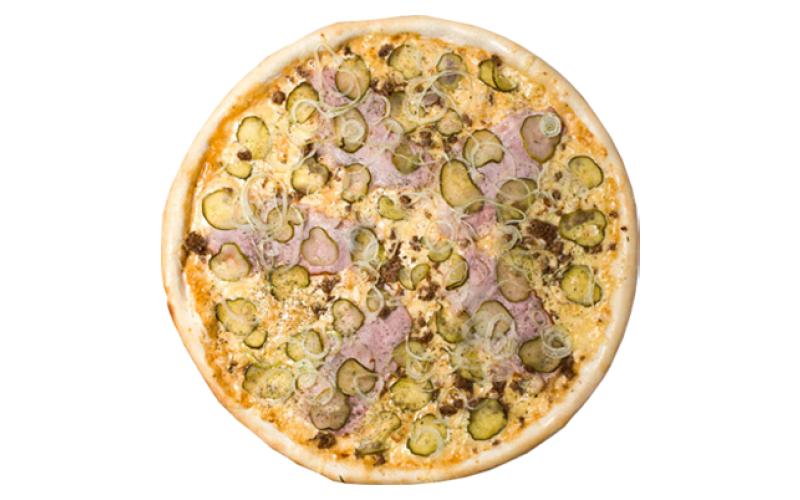 Пицца «Болоньезе-гриль»