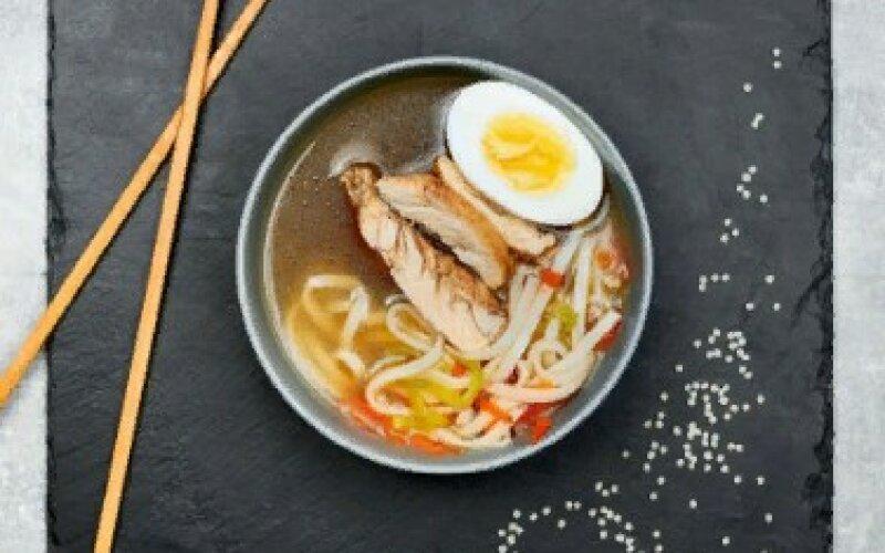 Суп куриный «Рамен»