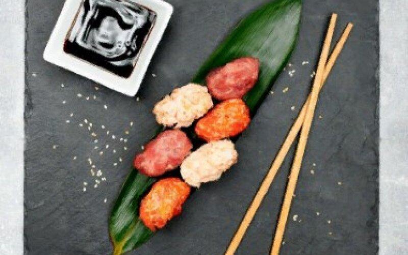 Суши-сет «Гункан»