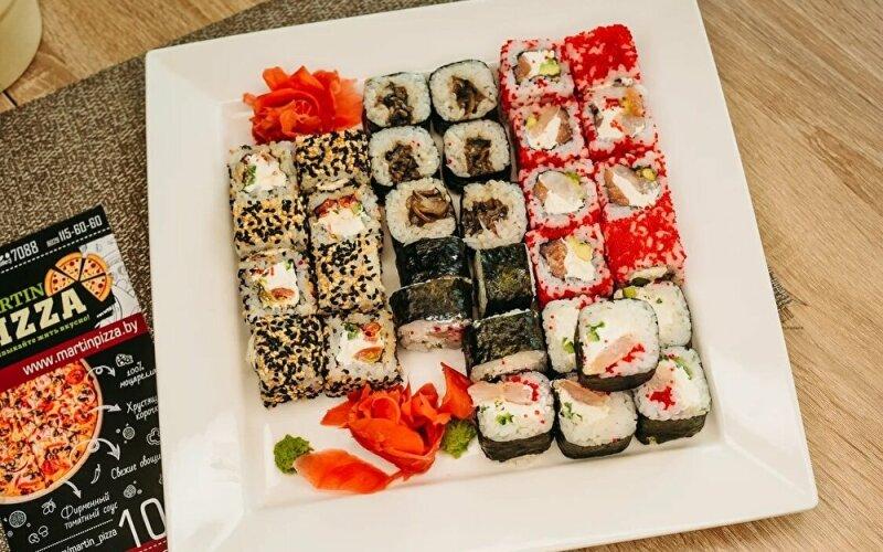 Суши-сет «Сэнсэй»