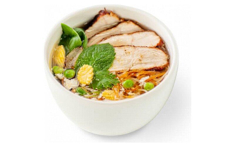 Суп Рамен (курица/говядина)