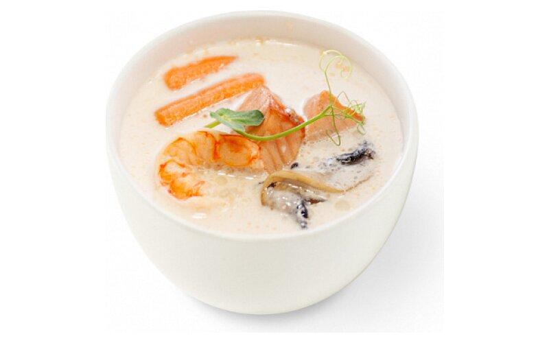 Суп «Коконат ширу»