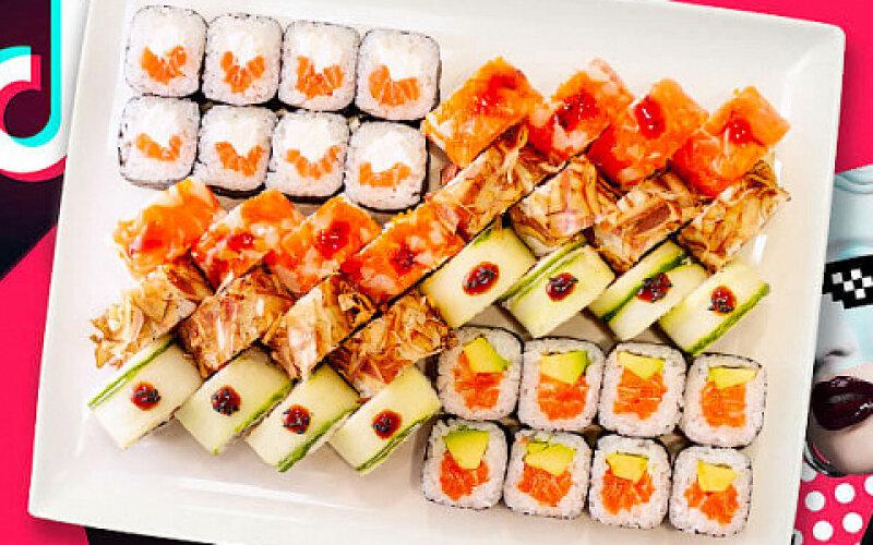 Суши-сет «Тик ток»