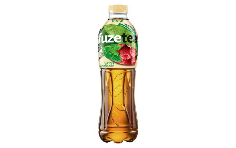 Чайный напиток FuzeTea «Улун малина-мята»