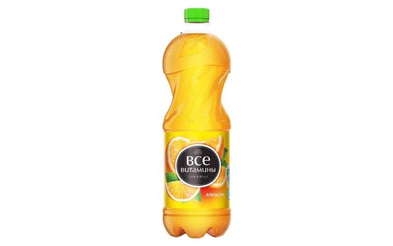 Напиток сокосодержащий «Все витамины»