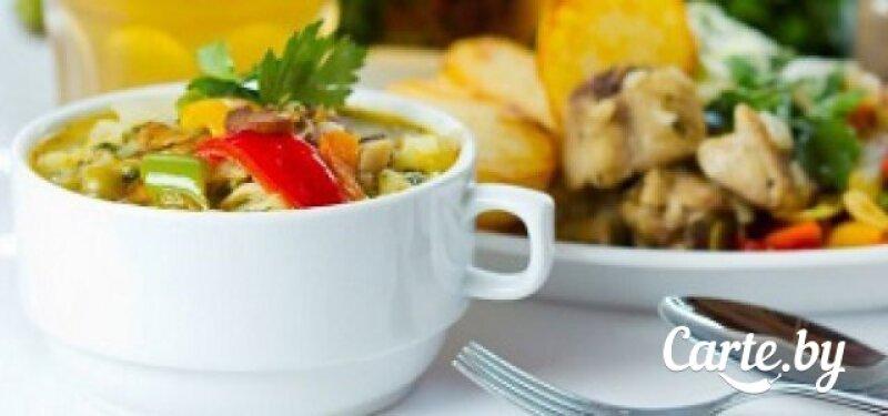 Комплексный обед «Пятница»