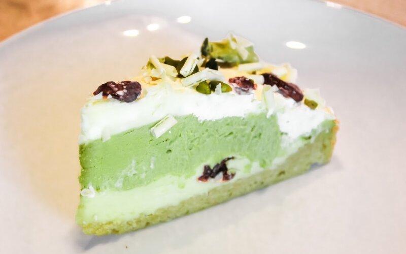 Торт «Фисташковый»