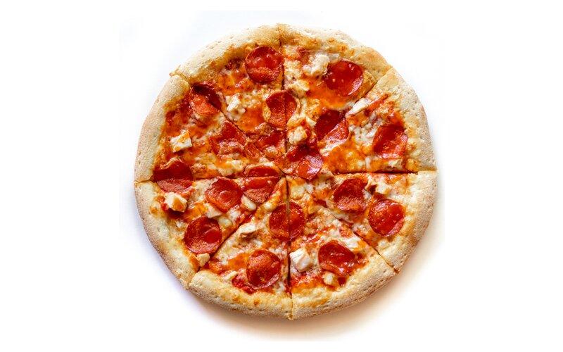 Пицца «Чикен пеперони»