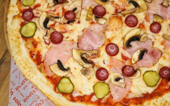 Пицца «Каприччио»