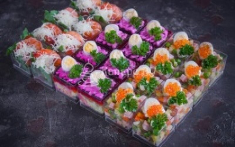 Салат сет «Праздничный»