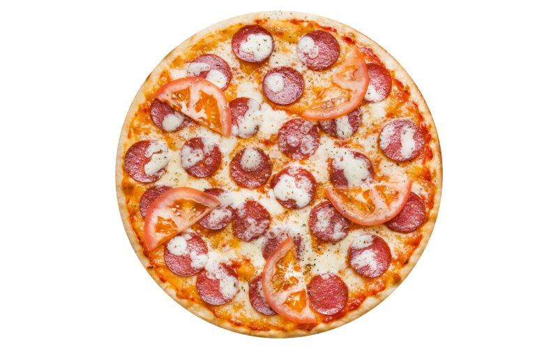 Пицца «Повседневная» с пышным краем