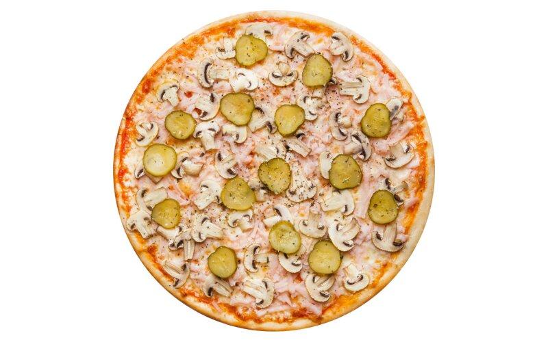Пицца «Народная» с пышным краем