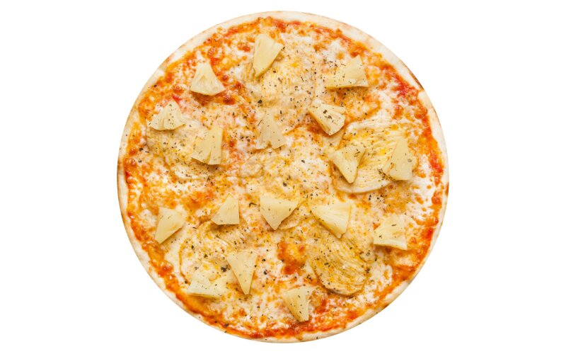 Пицца «Пикантная» с пышным краем