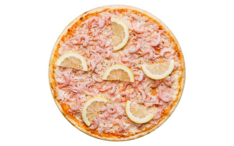 Пицца «Венецианская» с пышным краем