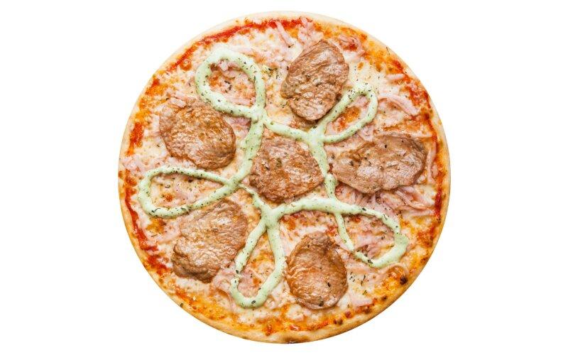 Пицца «Ромео» с пышным краем