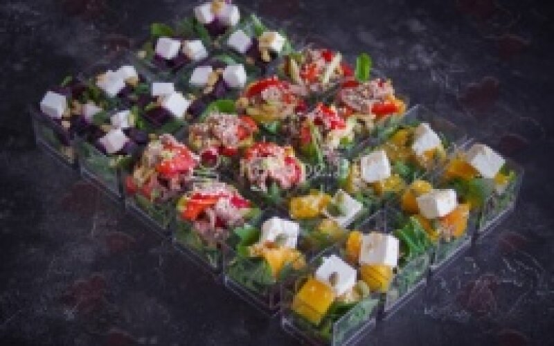 Салат сет «Деревенский»