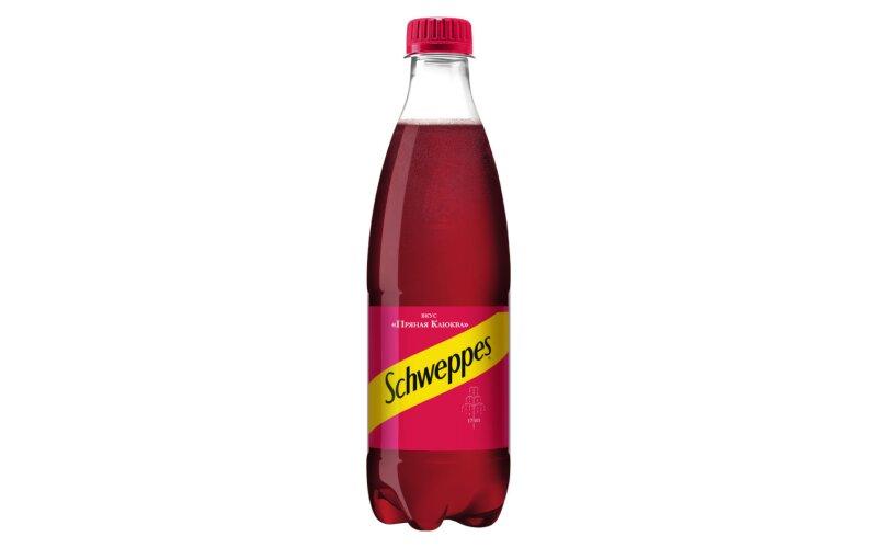 Газированный напиток Schweppes «Пряная клюква»