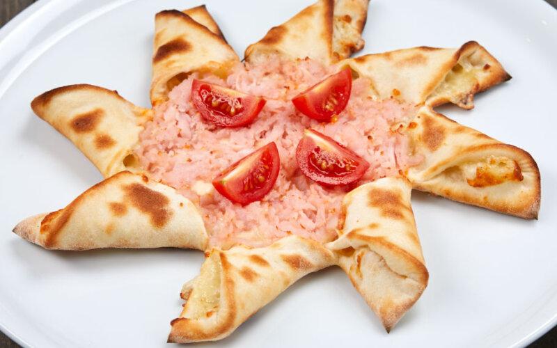 Пицца «Каруселька»