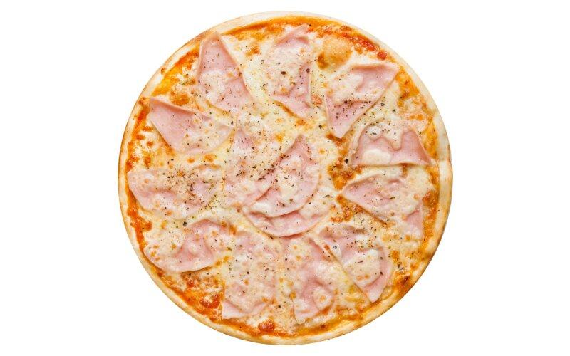Пицца «Везувий» с пышным краем