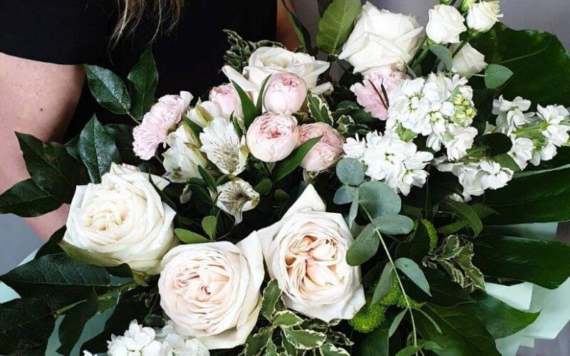 Букет цветов «Каприз»