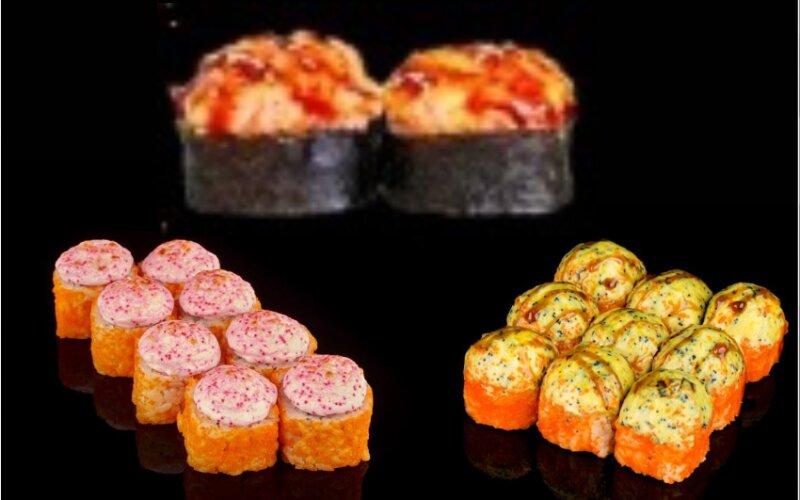 Суши-сет «Кирито»